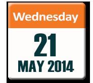 21 May 2014