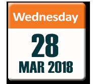 180328 – calendar icon